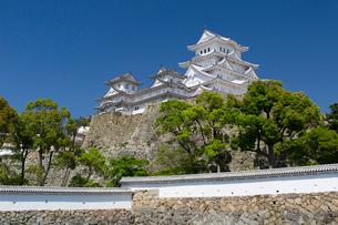 姫路城の写真素材 [FYI03959963]