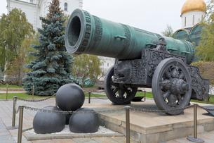 大砲の皇帝の写真素材 [FYI03960410]