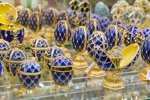 土産物 イースターの卵の写真素材 [FYI03960432]