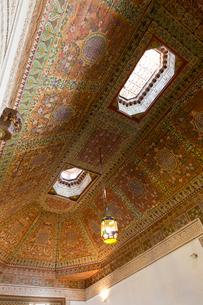 バヒア宮殿の天井の写真素材 [FYI03960557]