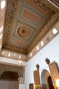 バヒア宮殿の天井の写真素材 [FYI03960558]