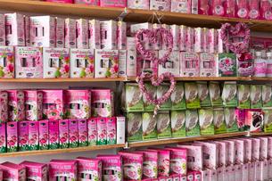バラの香水 土産物の写真素材 [FYI03960601]