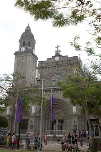 マニラ大聖堂の写真素材 [FYI03960710]