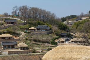 良洞民俗村の写真素材 [FYI03960745]