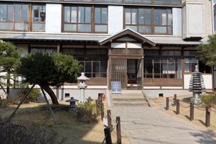 九龍浦日本家屋 歴史博物館の写真素材 [FYI03960757]