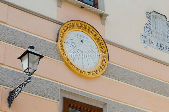 日時計の写真素材 [FYI03960883]