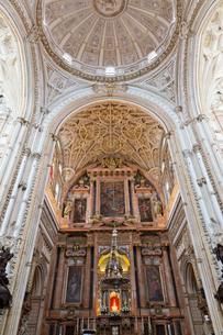 メスキータ 中央祭壇の写真素材 [FYI03961004]