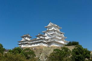 姫路城の写真素材 [FYI03961795]