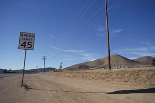 交通標識の写真素材 [FYI03962249]