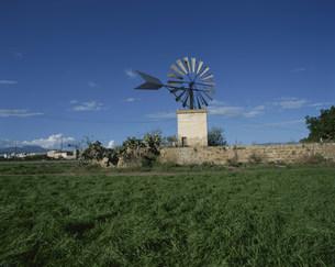 風車の写真素材 [FYI03962855]
