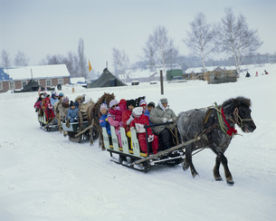 雪祭の写真素材 [FYI03962891]