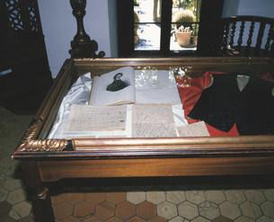 ショパン手書の楽譜 カルトゥハ修道院の写真素材 [FYI03963675]