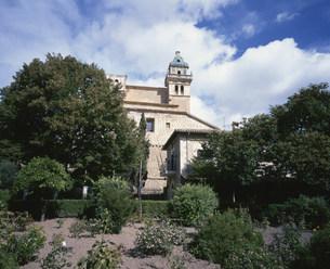 カルトゥハ修道院の写真素材 [FYI03963676]