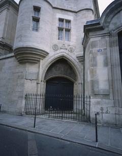 フランス歴史博物館 クリソン門の写真素材 [FYI03964442]
