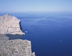 フォルメントール岬   10月 マヨルカ島 スペインの写真素材 [FYI03964892]