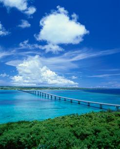 来間島大橋の写真素材 [FYI03966147]