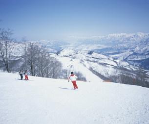 ガーラ湯沢スキー場の写真素材 [FYI03966588]