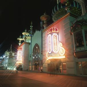 アトランティックシティー夜景の写真素材 [FYI03970111]