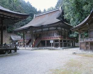 日吉大社 東本宮の写真素材 [FYI03971282]