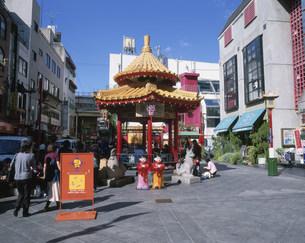 南京町の写真素材 [FYI03971376]