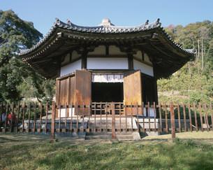 栄山寺八角円堂 国宝の写真素材 [FYI03971524]