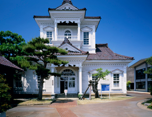 旧鶴岡警察署の写真素材 [FYI03972462]