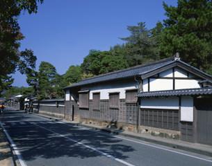 松江武家屋敷の写真素材 [FYI03972602]