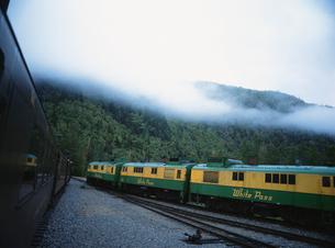 ホワイトパス・ユーコン鉄道の起点の写真素材 [FYI03973253]