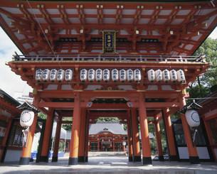 生田神社の写真素材 [FYI03974479]