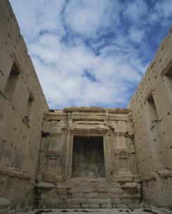 パルミラ遺跡 ベル神殿の写真素材 [FYI03974531]
