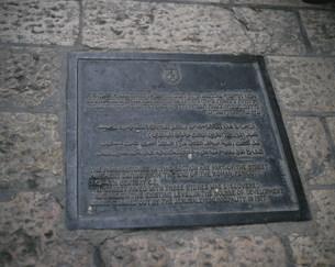 エルサレム悲しみの道の写真素材 [FYI03974664]