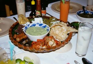 メキシコ料理の写真素材 [FYI03974681]