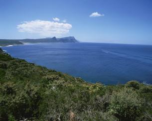 ケープポイントからインド洋を望むの写真素材 [FYI03974757]