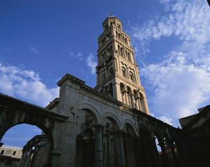 聖ディオクレティアヌス宮殿の写真素材 [FYI03974763]