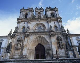 サンタ・マリア修道院の写真素材 [FYI03974781]