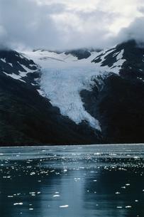 氷河 カレッジ・フィヨルドの写真素材 [FYI03975117]