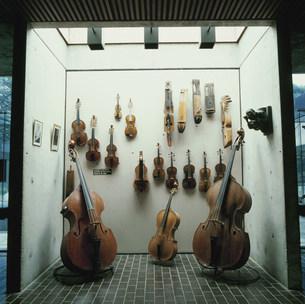 シベリウス博物館内の写真素材 [FYI03975489]