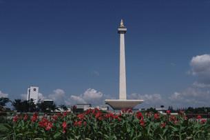 独立記念塔の写真素材 [FYI03975584]