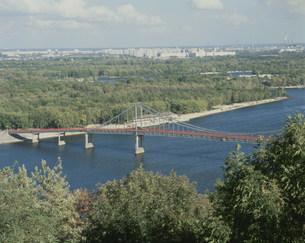 ドニエプル川の写真素材 [FYI03975819]