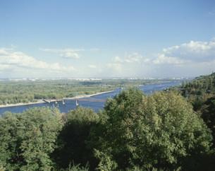 ドニエプル川の写真素材 [FYI03975826]