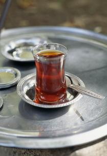 トルコの紅茶 チャイバルダックの写真素材 [FYI03975976]