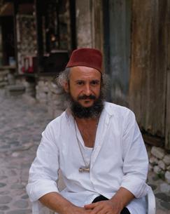 モスタールのトルコ人の写真素材 [FYI03976042]
