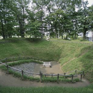 青梅新町の大井戸の写真素材 [FYI03976118]