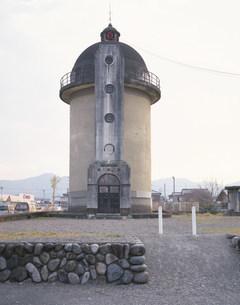 水道給水塔の写真素材 [FYI03976190]