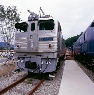 碓氷峠鉄道文化村の写真素材 [FYI03976209]