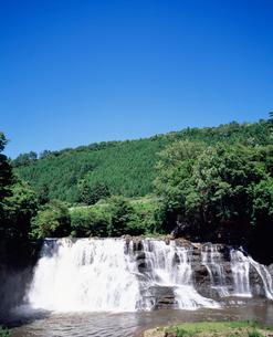 龍門の滝の写真素材 [FYI03976941]