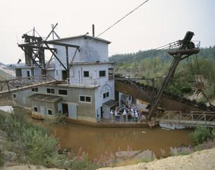 金鉱跡地の写真素材 [FYI03977232]