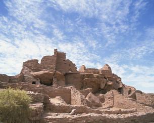 ワプツキNM インディアン遺跡の写真素材 [FYI03977236]