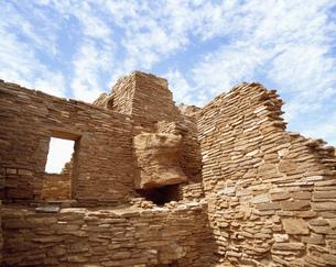 ウパキ国定公園 インディアン遺跡の写真素材 [FYI03977242]