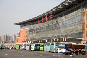 上海南駅の写真素材 [FYI03977794]